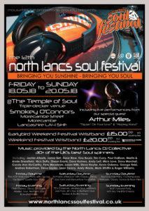 North Lancs Soul Festival 2018